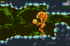 Metroid - Zero Mission GBA 010