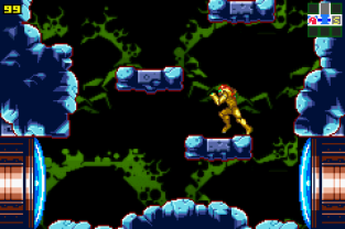 Metroid - Zero Mission GBA 012