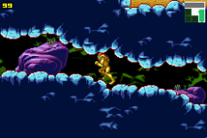 Metroid - Zero Mission GBA 022