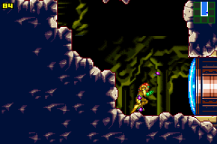 Metroid - Zero Mission GBA 031