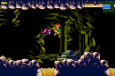 Metroid - Zero Mission GBA 032