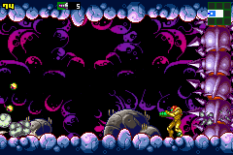 Metroid - Zero Mission GBA 043