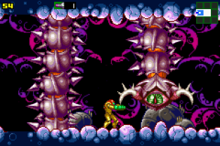 Metroid - Zero Mission GBA 045
