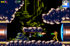 Metroid - Zero Mission GBA 054