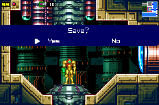 Metroid - Zero Mission GBA 056