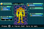 Metroid - Zero Mission GBA 061