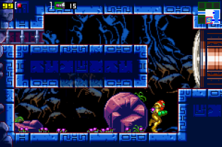 Metroid - Zero Mission GBA 064