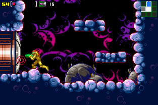 Metroid - Zero Mission GBA 067