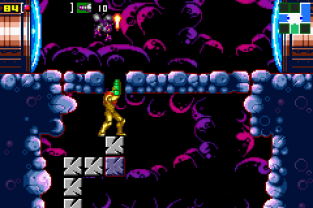 Metroid - Zero Mission GBA 075