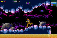 Metroid - Zero Mission GBA 076