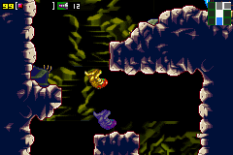 Metroid - Zero Mission GBA 077