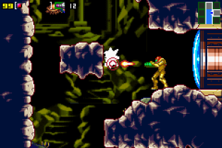 Metroid - Zero Mission GBA 078