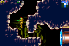 Metroid - Zero Mission GBA 087