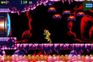Metroid - Zero Mission GBA 097