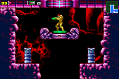 Metroid - Zero Mission GBA 098