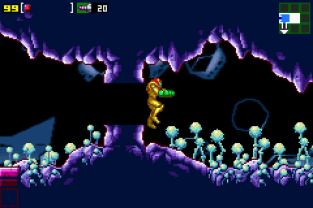 Metroid - Zero Mission GBA 100