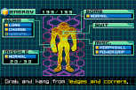 Metroid - Zero Mission GBA 118
