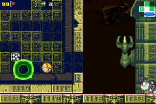 Metroid - Zero Mission GBA 119