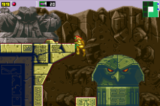 Metroid - Zero Mission GBA 121