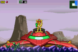 Metroid - Zero Mission GBA 128