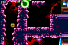 Metroid - Zero Mission GBA 131