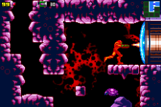 Metroid - Zero Mission GBA 132