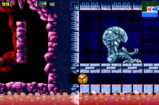 Metroid - Zero Mission GBA 144