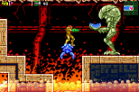 Metroid - Zero Mission GBA 149