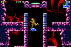 Metroid - Zero Mission GBA 154