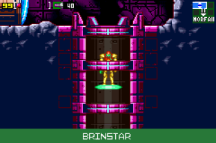 Metroid - Zero Mission GBA 155