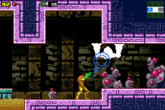 Metroid - Zero Mission GBA 164