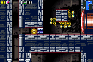 Metroid - Zero Mission GBA 174
