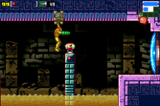 Metroid - Zero Mission GBA 176