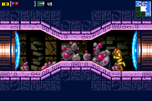 Metroid - Zero Mission GBA 177