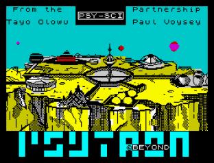 Psytron ZX Spectrum 01