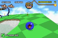 Super Monkey Ball Jr GBA 010