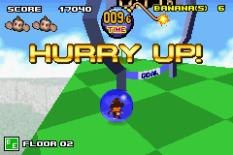 Super Monkey Ball Jr GBA 011