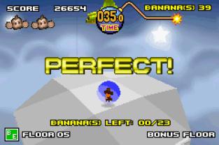 Super Monkey Ball Jr GBA 031
