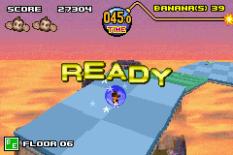 Super Monkey Ball Jr GBA 033