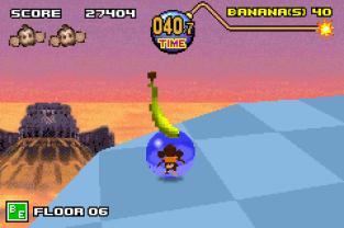 Super Monkey Ball Jr GBA 034