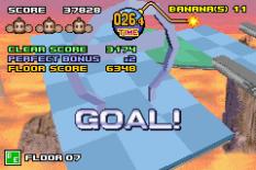 Super Monkey Ball Jr GBA 044