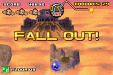 Super Monkey Ball Jr GBA 054