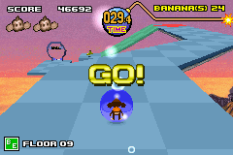 Super Monkey Ball Jr GBA 055
