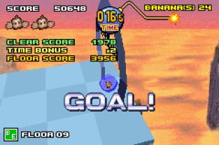 Super Monkey Ball Jr GBA 056