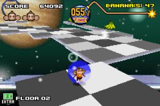 Super Monkey Ball Jr GBA 075