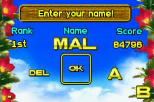 Super Monkey Ball Jr GBA 089