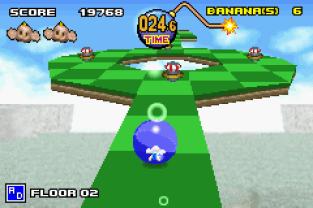 Super Monkey Ball Jr GBA 097