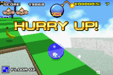 Super Monkey Ball Jr GBA 098