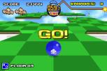 Super Monkey Ball Jr GBA 101