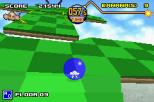 Super Monkey Ball Jr GBA 105